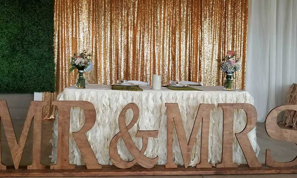 Gold Sequin Backdrop (1)